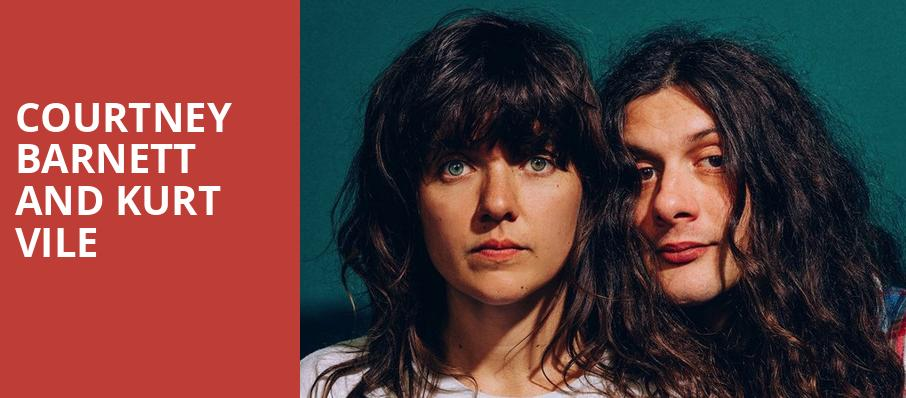 Courtney Barnett and Kurt Vile, Royal Oak Music Theatre, Detroit