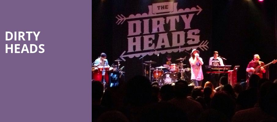 Dirty Heads, The Fillmore, Detroit