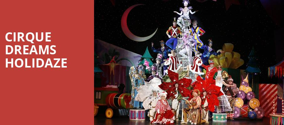 Cirque Christmas.Cirque Dreams Holidaze Fox Theatre Detroit Mi Tickets