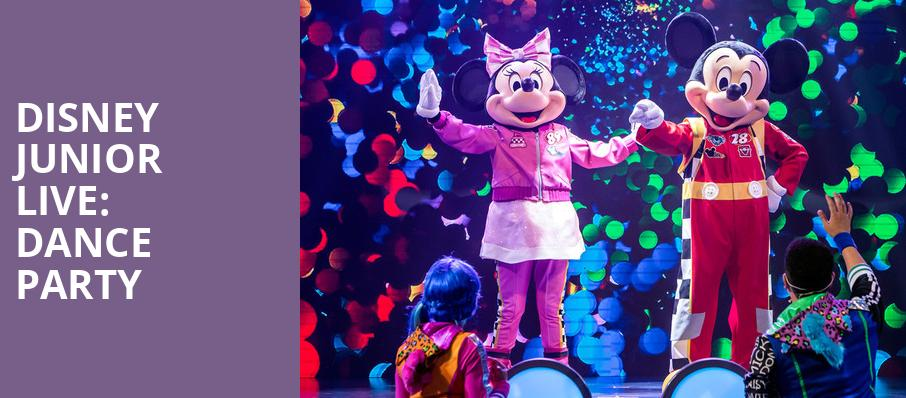 Disney Junior Live Dance Party, Fox Theatre, Detroit