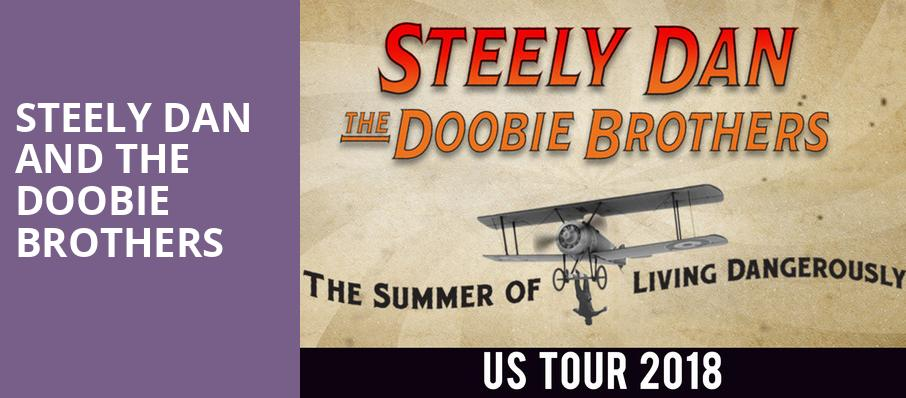 Steely Dan and The Doobie Brothers, DTE Energy Music Center, Detroit