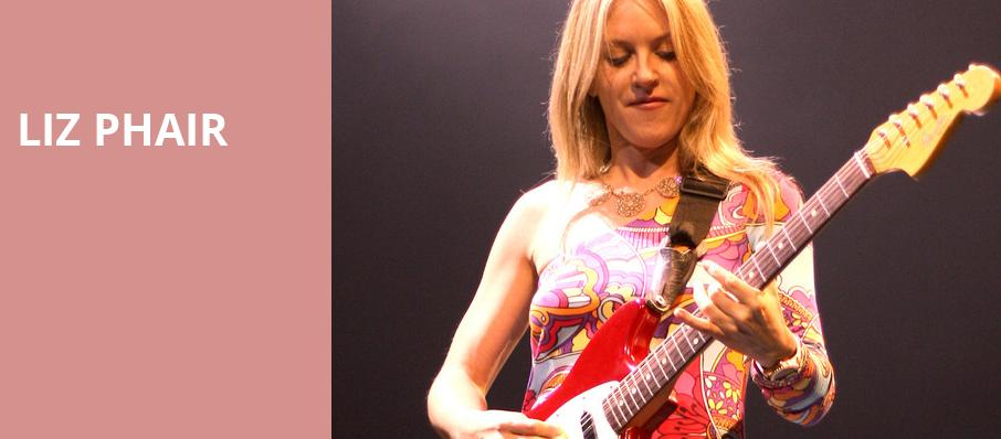 Liz Phair, Majestic Theater, Detroit