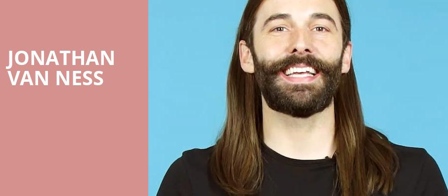 Jonathan Van Ness, The Fillmore, Detroit