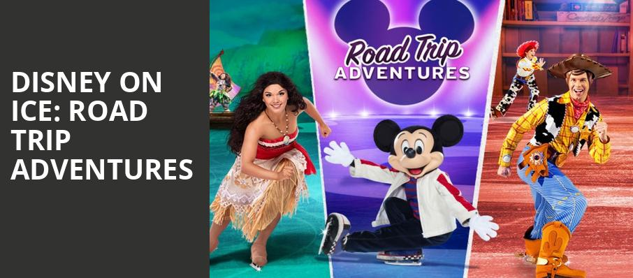 Disney On Ice Road Trip Adventures, Little Caesars Arena, Detroit