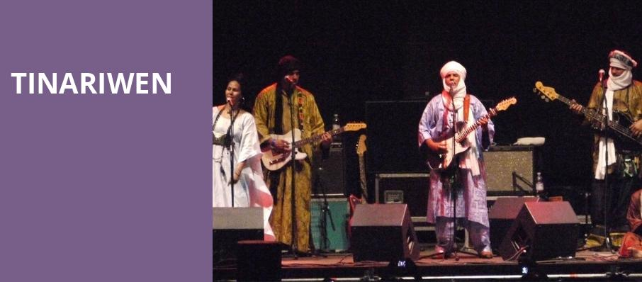 Tinariwen, The Crofoot, Detroit