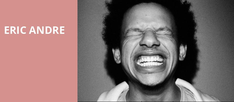 Eric Andre, The Fillmore, Detroit