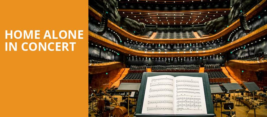 Home Alone in Concert, Detroit Symphony Orchestra Hall, Detroit