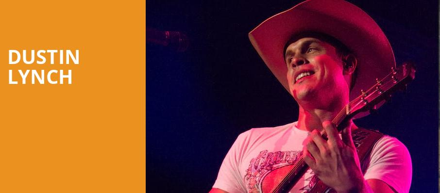 Dustin Lynch, The Fillmore, Detroit