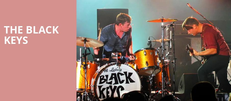 The Black Keys, DTE Energy Music Center, Detroit