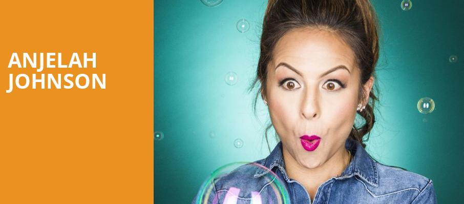 Anjelah Johnson, Royal Oak Music Theatre, Detroit