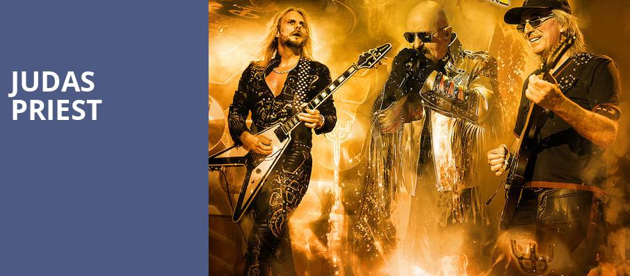 Judas Priest, Fox Theatre, Detroit