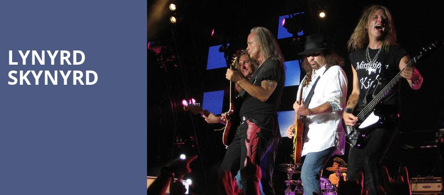 Lynyrd Skynyrd, DTE Energy Music Center, Detroit