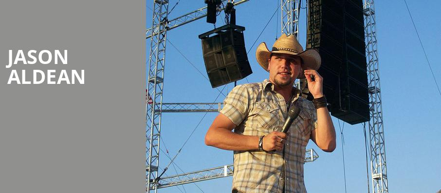 Jason Aldean, DTE Energy Music Center, Detroit