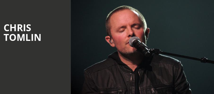 Chris Tomlin, DTE Energy Music Center, Detroit