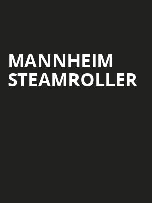 Mannheim Steamroller, Fox Theatre, Detroit