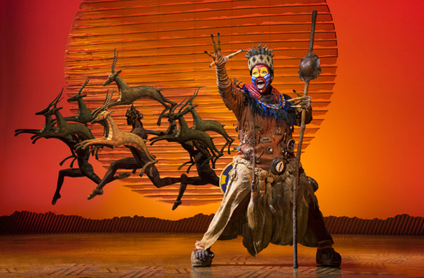 Dates announced for The Lion King