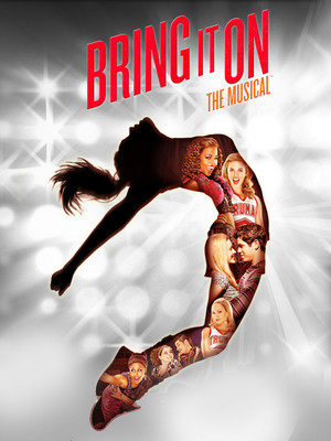 Bring It On - The Musical Poster